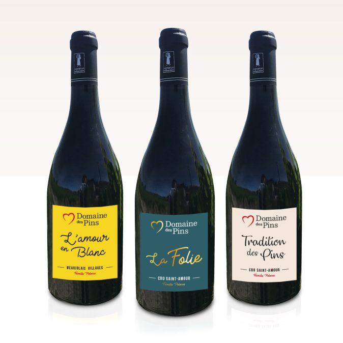 Packaging vin