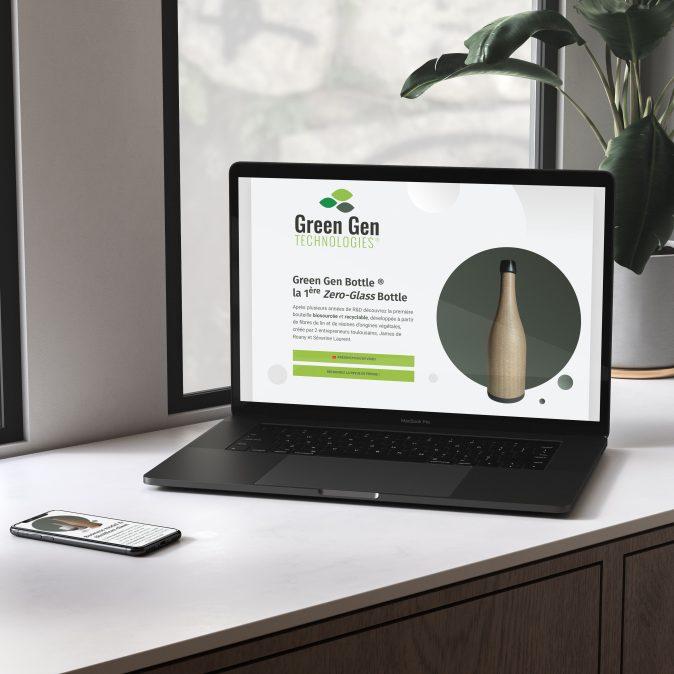 Site web Green Gen Technologies